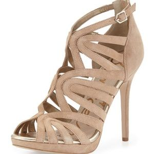 Sam Edelman Eve cage heels